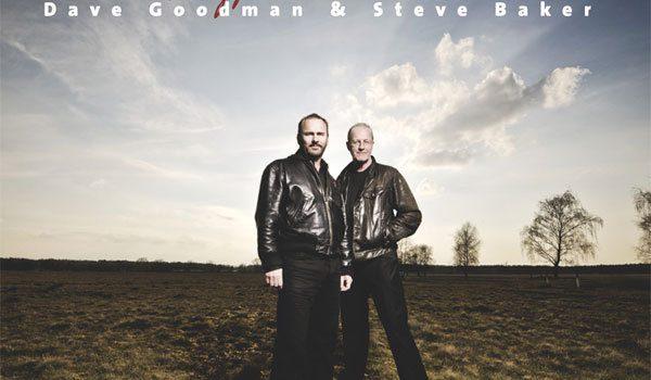 DAVE GOODMAN & STEVE BAKER ::: The Wine Dark Sea ::: Acoustic Music Records CD 319 1478 2
