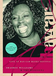 SHARRIE WILLIAMS - Live At Bay-Car - DVD