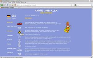 www.annie-alex.com