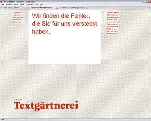 www.textgaertnerei.de